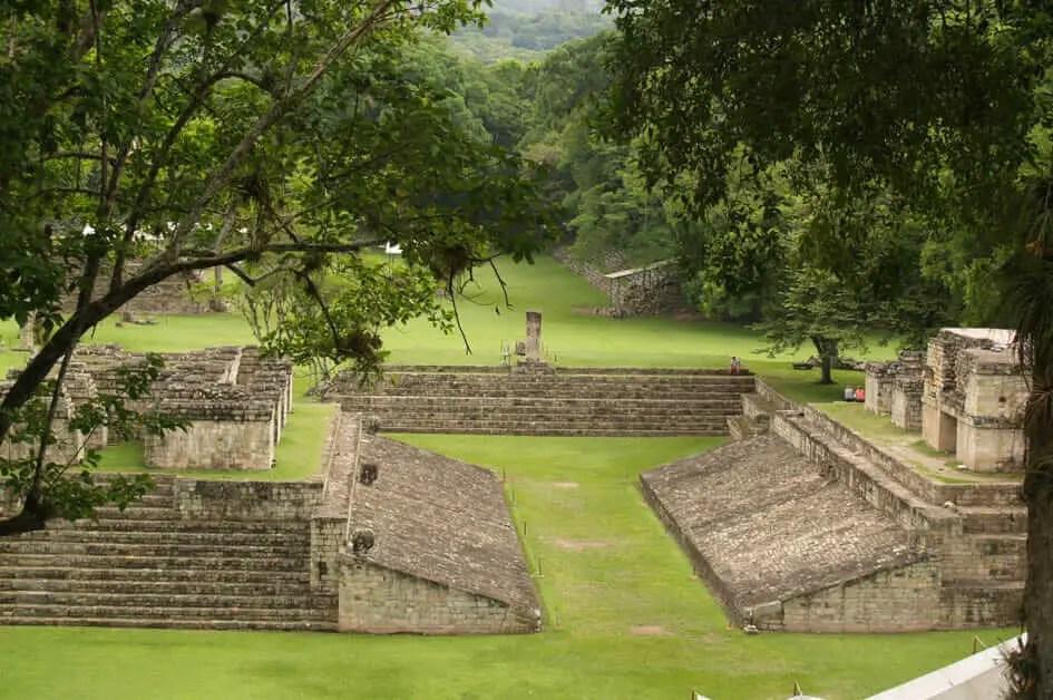Sitios Arqueologicos de Latinoamerica Copan