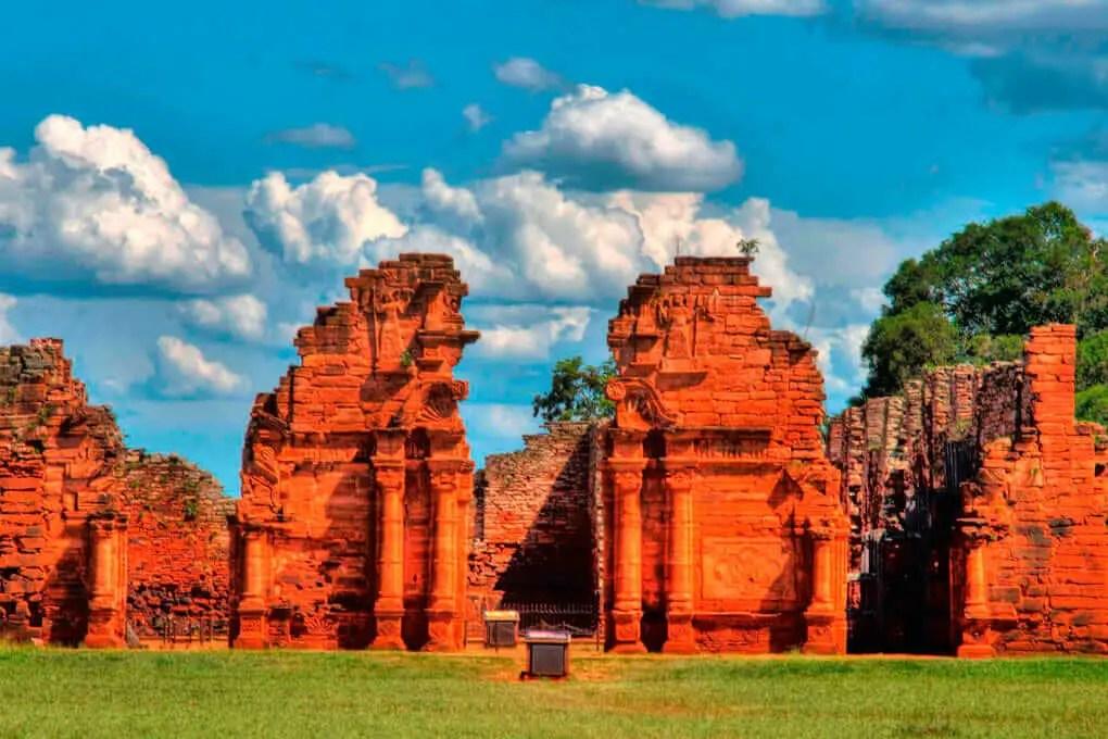 Sitios Arqueologicos de Latinoamerica San Miguel de las Misiones