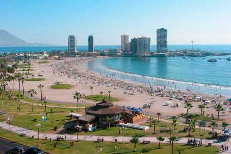 Mejores playas de Chile Playa Cavancha