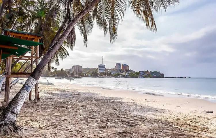 Playas de Margarita Playa Pampatar