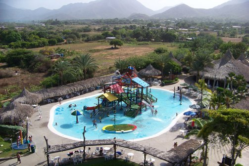 Sitios turisticos de Margarita Parque Agua