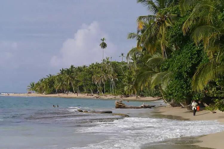 Lugares turisticos de Costa Rica Puerto Viejo