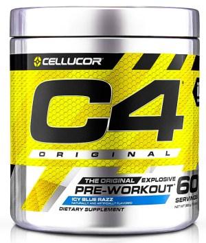 Cellucor - C4 60serv.