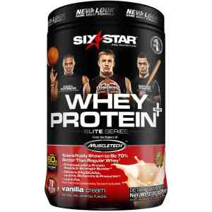 Six Star Whey Protein 2lb