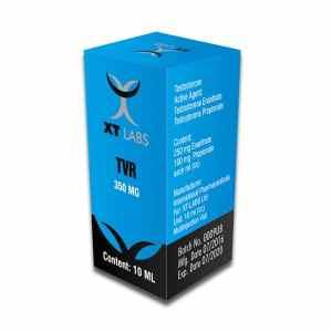 TVR Testosterona Enantato+Propionato 350mg./10ml.
