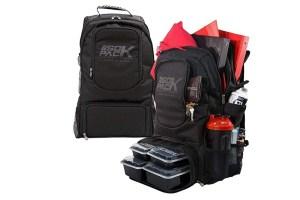 Isopack (Mochila con Compartimento para Alimentos y Accesorios)