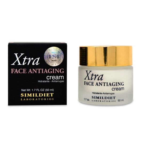 Simildiet Laboratories - Xtra Crema Face Antiaging