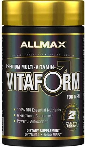 Allmax Nutrition - VitaForm 60Tabs