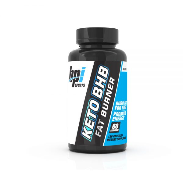 Bpi Sports - Keto Bhb Fat Burner 120 Cápsulas