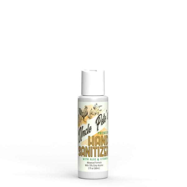 Uncle Pete's - Hand Sanitizer 2oz /12 unidades (24 OZ)