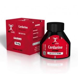 XT Labs - Cardarine 10mg 60Tab