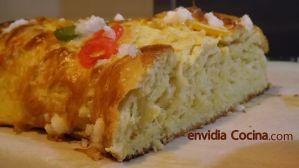 Como hacer Roscón de Reyes