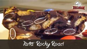 Rocky Road o Camino Rocoso – Dulce de Chocolate