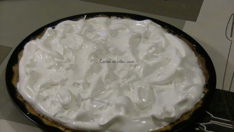 Tarta de choco con merengue1