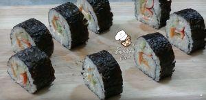 Makis (sushi enrollado)