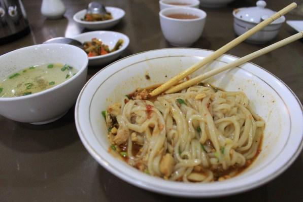 Shan noodles.