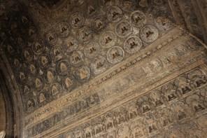 Le temple Payathonzu et ses peintures.