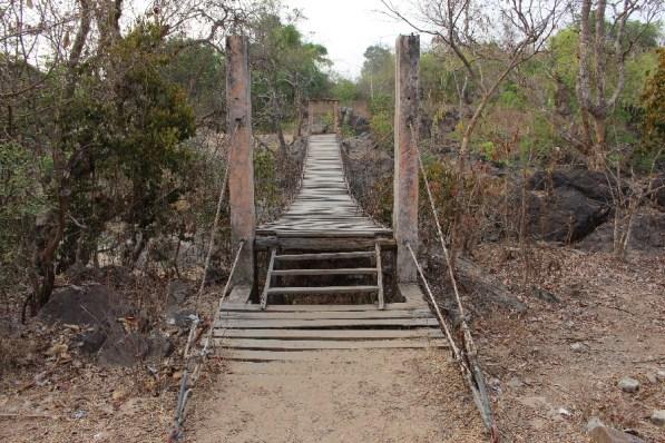 """Le """"pont de la mort""""!"""