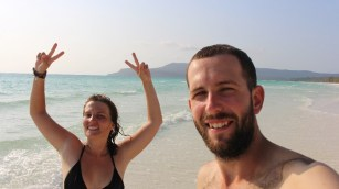 selfie-koh-rong-long-beach
