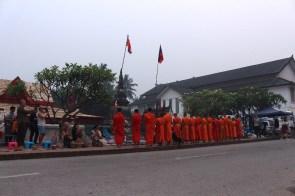 L'aumône des moines