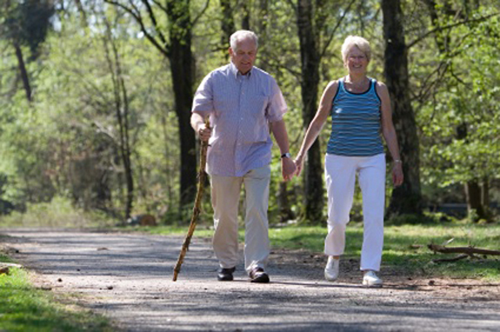 Marche et arthrose