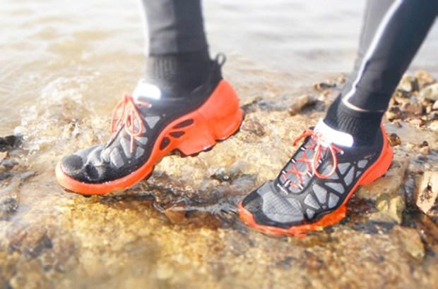 chaussures biom pour la marche