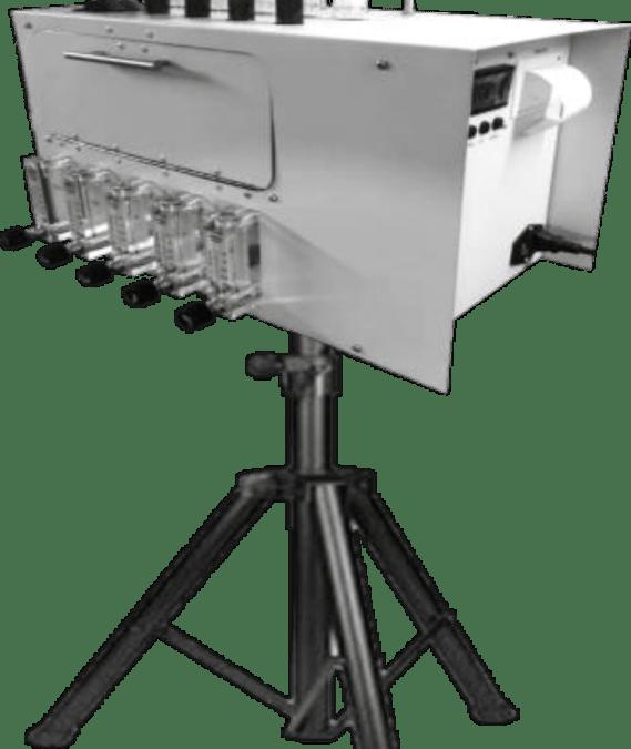 Manfaat dan Kelebihan Ambient Gas Impinger Sampler