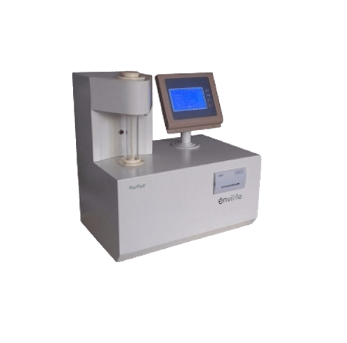 ENVILIFE PourPoint   Fully Automatic Pour Point Tester