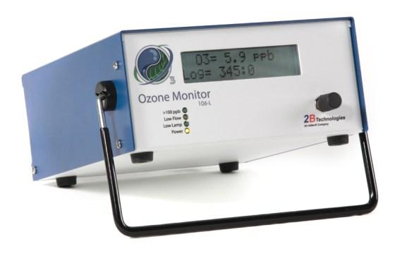 Ozonmessgerät 106 L Ozonmonitor 2BTechnologies