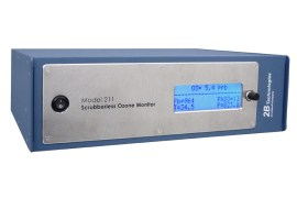 Scrubberless Ozone Monitor Model 211