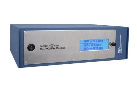 NO<sub>2</sub>/NO/NO<sub>x</sub> MESSGERÄT Modell 405 nm