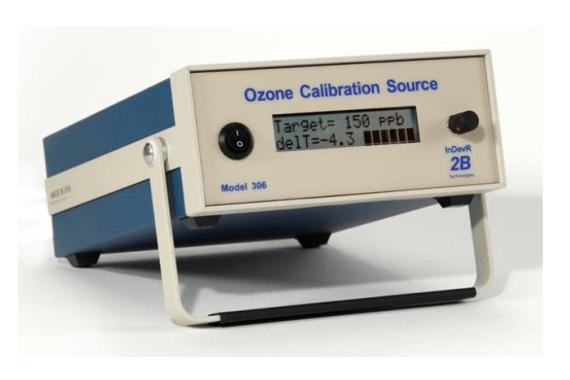 2B Technologies Ozonkalibrator Modell 306