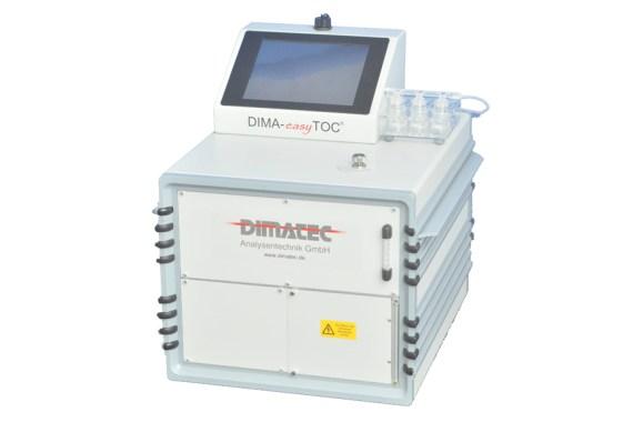 DIMA easyTOC-NPOC-Analysator