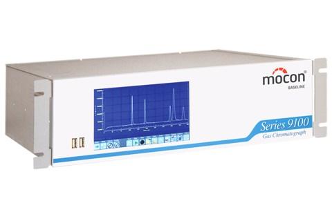 Stationärer Gaschromatograph 9100