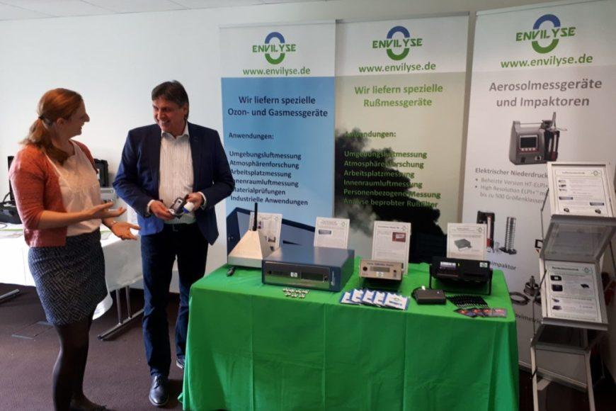 September 2018 – Messtechniker-Tagung in Österreich