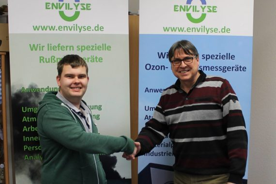 February 2019 – A New Member of the Envilyse Team