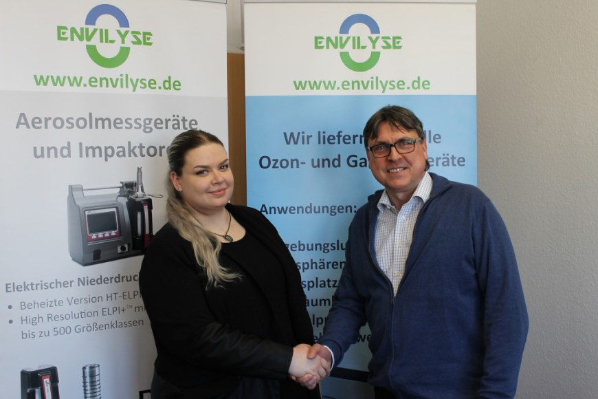 February 2019 – Another member joins the ENVILYSE team