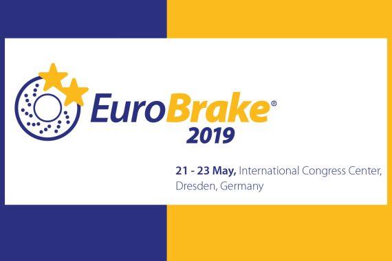 Mai 2019 – Ankündigung: EuroBrake 2019, Dresden