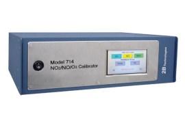 Model 714 NO<sub>2</sub>/NO/O<sub>3</sub> Calibration Source