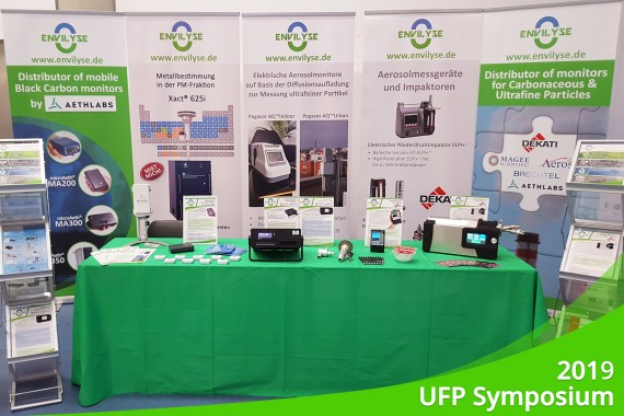 September 2019 – UFP-Symposium 2019, Berlin