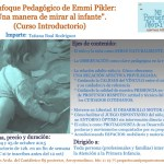 Nueva propuesta formativa del Enfoque Pedagógico de Emmi Pikler