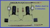 Flop Flop Using Transistor