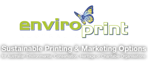 EnviroPrint Australia Sustainable Printing & Marketing Options