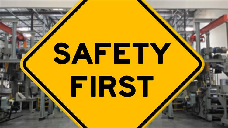 Maintaining a Safe and Secure Manufacturing Facility