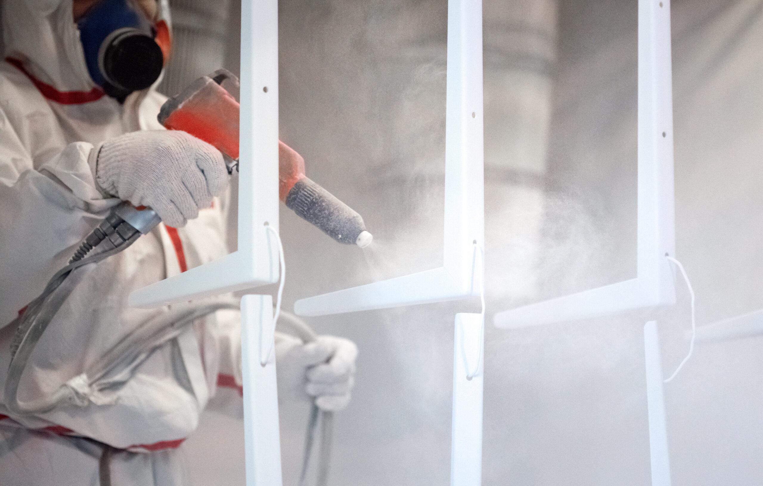 Preparing for Powder Coating