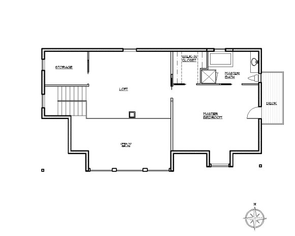 Knotts_2nd Floor Plan