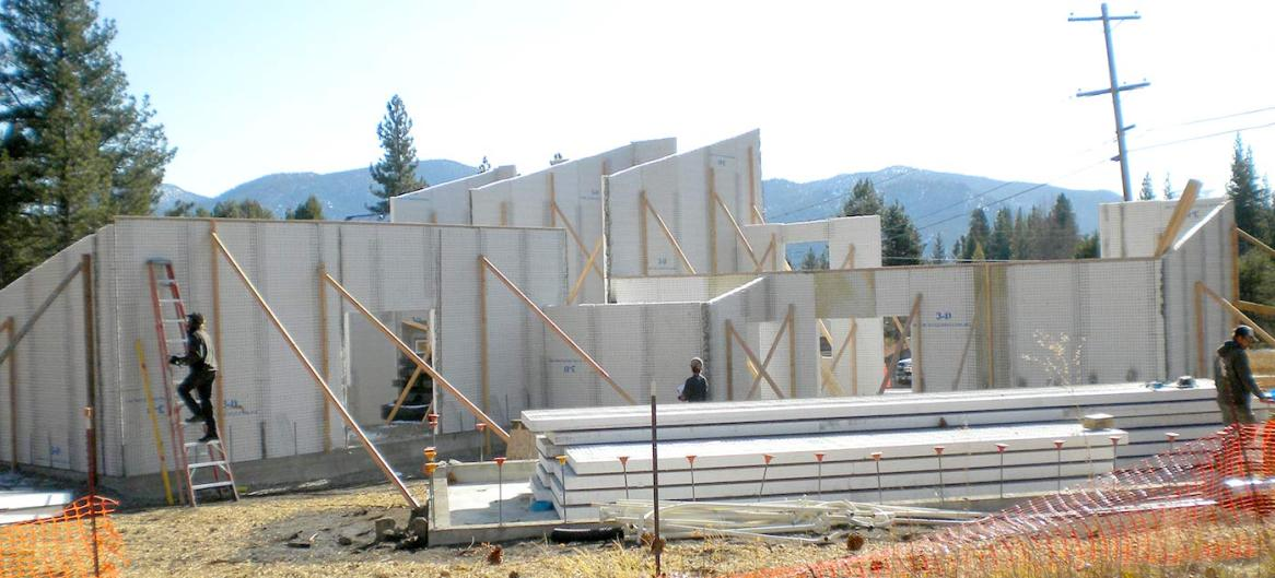 House taking shape