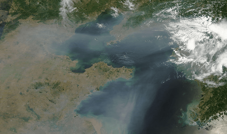 A Hazy Outlook over the North China Plain
