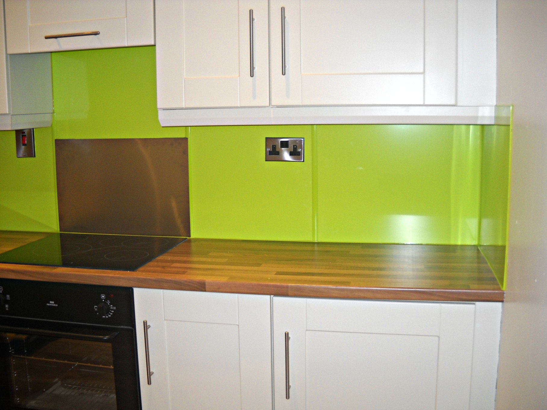 Colour Pvc Kitchen Cladding Enviroclad Hygienic PVC