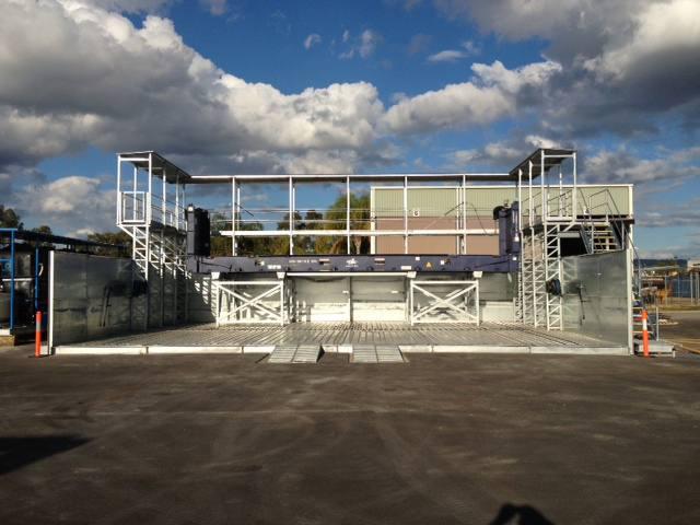 Enviro Concepts, Aqis, Container wash